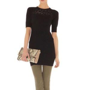 Karen Millen Tops - Karen Millen Tunic with Lace Detail PRICE DROP